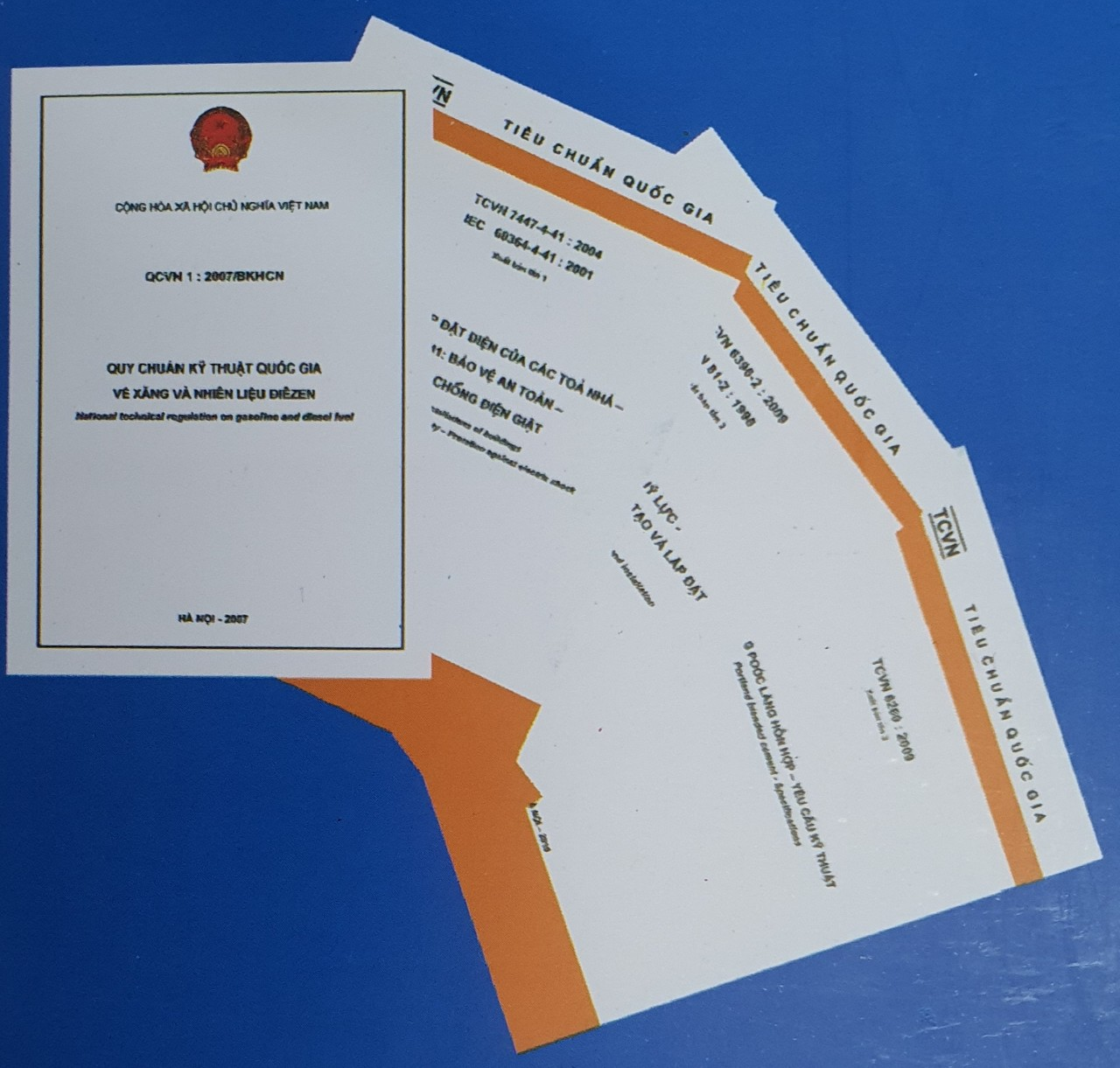 Hướng dẫn áp dụng Quy chuẩn kỹ thuật quốc gia, Tiêu chuẩn quốc gia cho doanh nghiệp