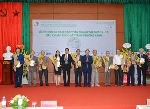 60% tiêu chuẩn của Việt Nam hài hòa tiêu chuẩn quốc tế, khu vực